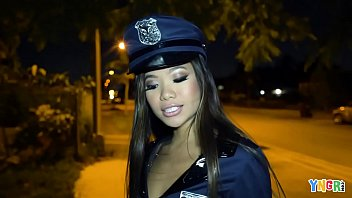 YNGR   Petite Asian Trick Or Treats For Dick